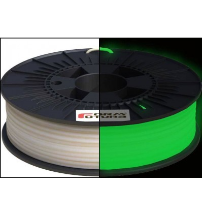 FormFutura Glow in the Dark Green 3mm PLA