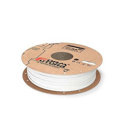 FormFutura Stealth White 750g 3mm Matt PLA