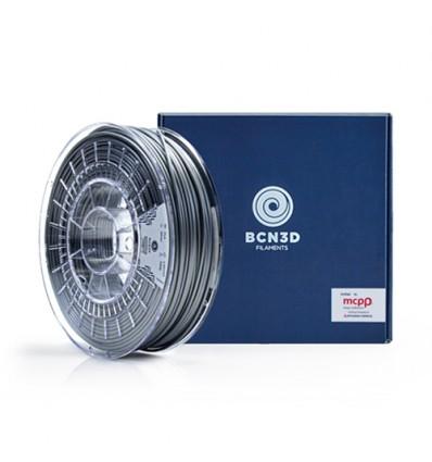 BCN3D PLA Silver 2.85mm 750g