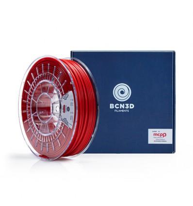BCN3D PLA Red 2.85mm 750g