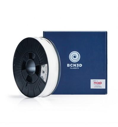 BCN3D PET-G White 2.85mm 750g